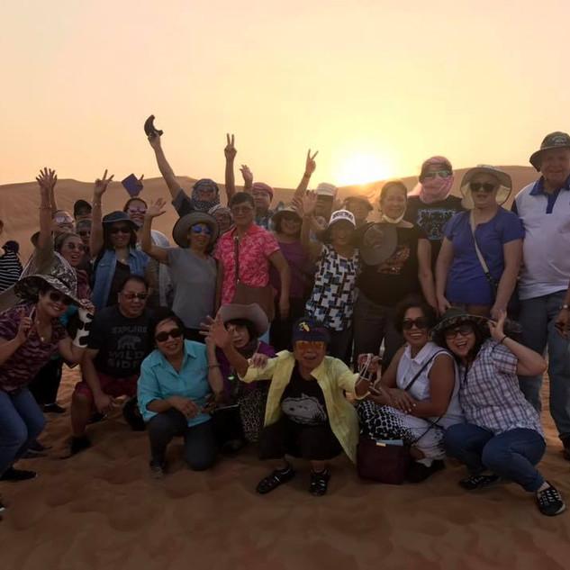 Desert Safari (Dubai, U.A.E.)