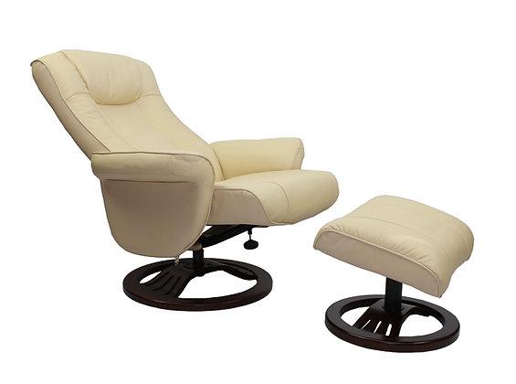 London Swivel Recliner Chair