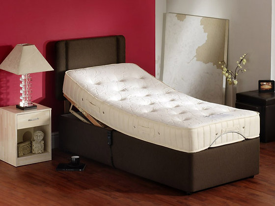 3' Memory foam  Adjustable Bed