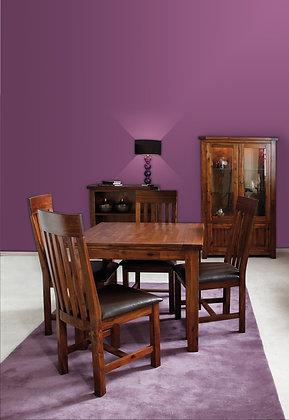 Madison Table Slat Back Chairs