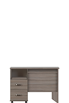 Solo 2 Drawer Dressing Table