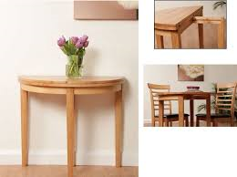 Half Moon Dining Table