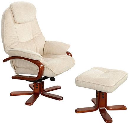 Hong Kong Swivel Recliner Chair