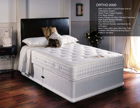 Ortho 2000 Pocket Bed