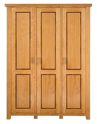 3 door robe