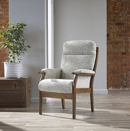 Cheshire chair cintique