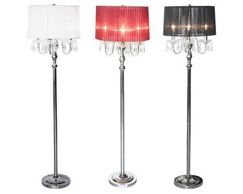Beaumont 4 light  Standard Floor Lamps