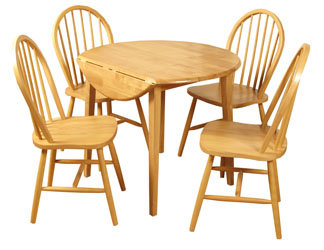Hanover Round Table Set