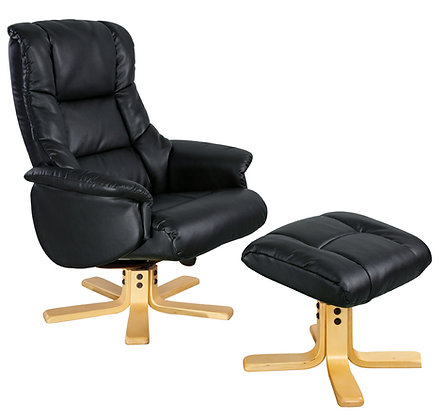 Shanghai Swivel Recliner Chair