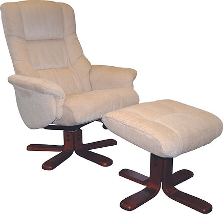 Shangri La Swivel Recliner Chair