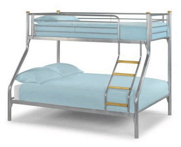 Atlas Bunk Bed Triple Sleeper