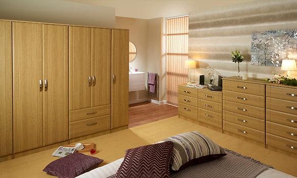 Capri bedroom range