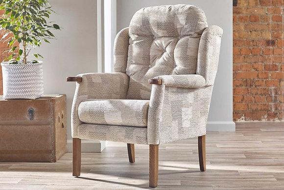 Eton wing chair cintique