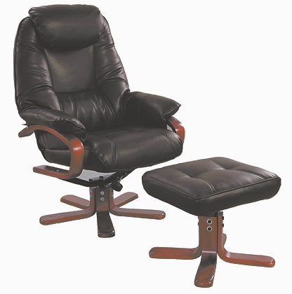 Macau Swivel Recliner Chair