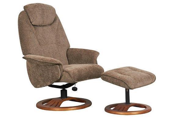Oslo Swivel Recliner Chair
