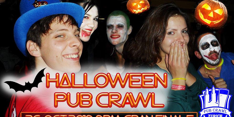 Pub Crawl 26.10.19