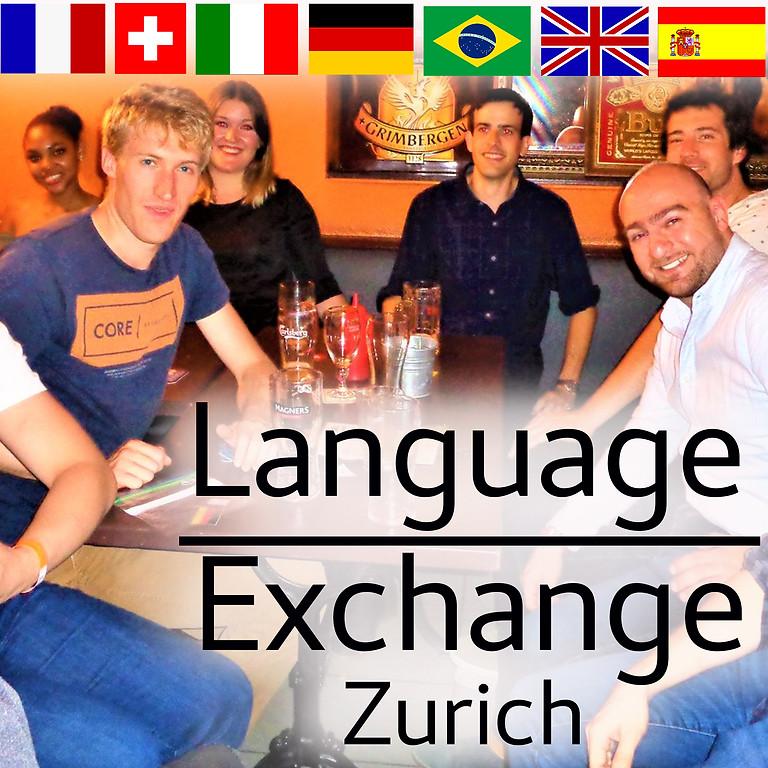 Language Exchange 07.08.2021