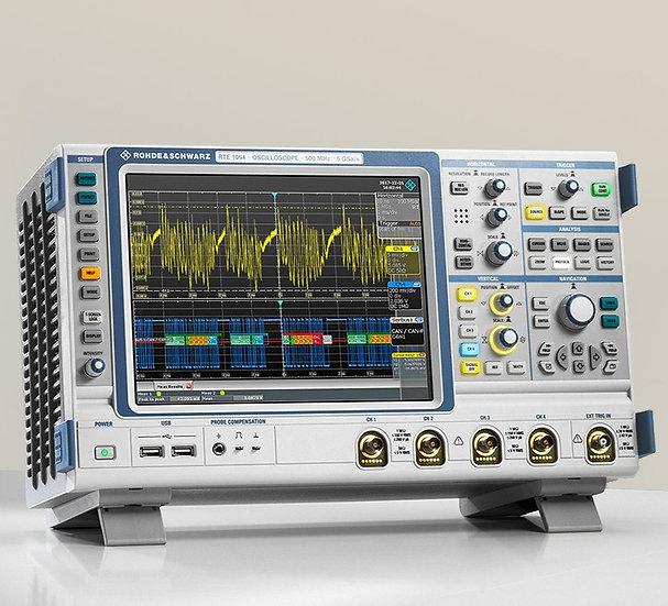 Rohde & Schwarz RTE1000 Series