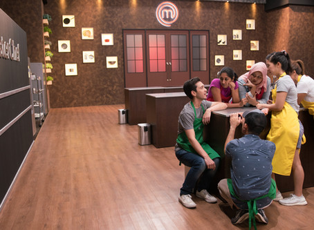 Episode 5: What's done, is plated. My experience in the MasterChef Kitchen.