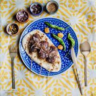 Kebab | Naan | Za'atar
