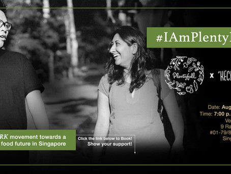 #IamPlentyLocal . Are you?