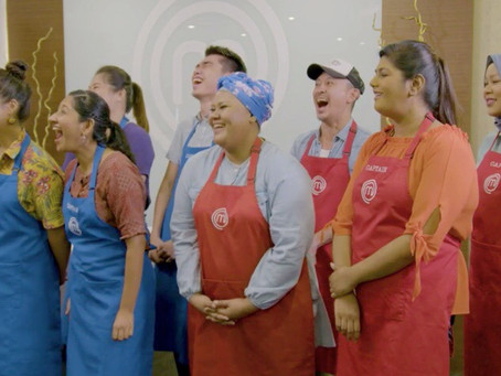 It is special. MasterChef Singapore's 2-part episode.