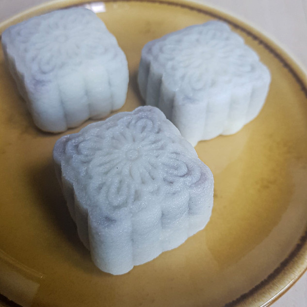 Sweet Potato Halva Mooncake