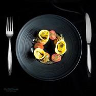 Saffron Tortellini | Paneer | Butter Masala