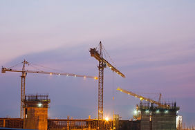construction-site-building-on-twilight-t
