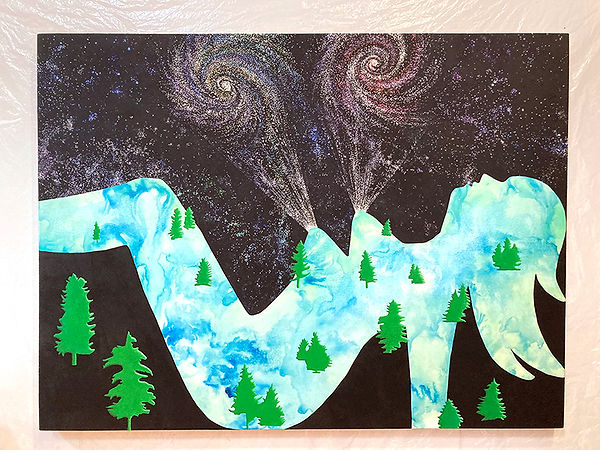 mudflap mother earth makes the milky way