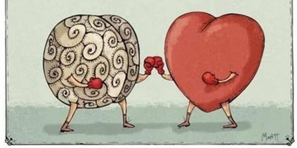 Quand la raison et le coeur sont en conflit, comment en sortir ?