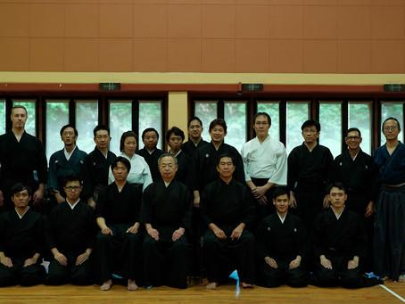 1st Singapore MJER Kokusai Renmei Seminar