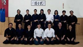 Cuong sensei from Boston Iaido