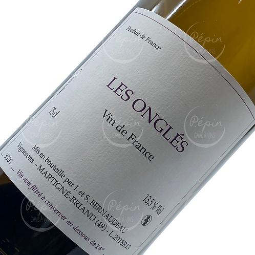 """""""Les Onglés"""" 2018 - Vin de France, Anjou (Loire)"""