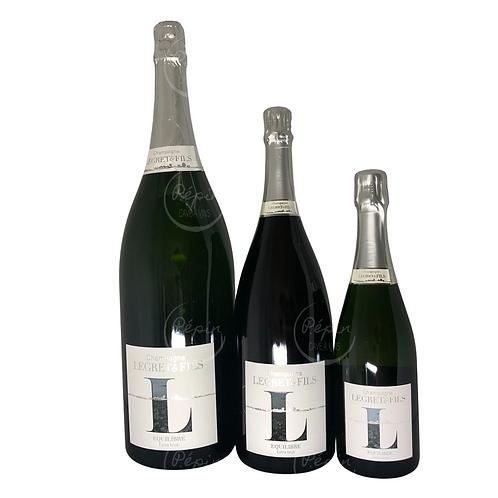 """JÉROBOAM """"Équilibre"""" NM Extra-Brut - Champagne"""