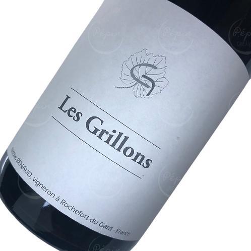 """Les Grillons Rouges"" 2018 - VdF (Rhône sud)"