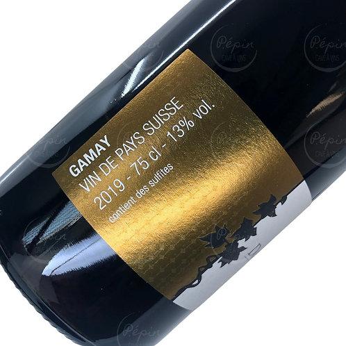 Gamay 2019 - Vin de Pays Suisse