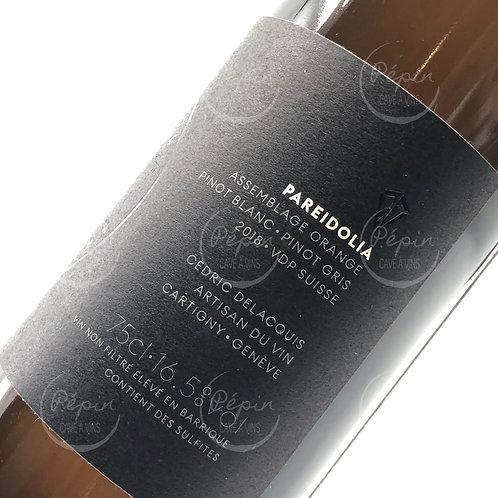 """""""Pareidolia"""" 2018 - Vin de Pays Suisse"""