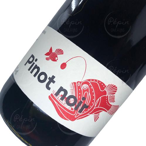 """Pinot Noir """"sans soufre"""" 2019 - Genève"""