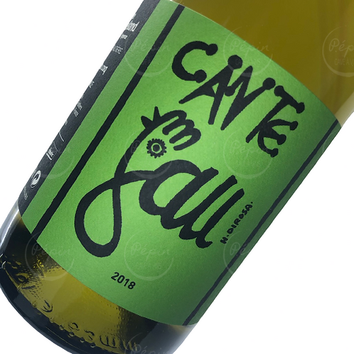 """Cante Gau Blanc"" 2018 - VdF (Provence)"