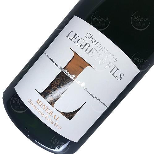 """MAGNUM """"Minérale"""" Blanc de Blancs Extra-Brut - Champagne"""