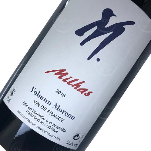 """Milhas"" 2018 - VdF (Languedoc)"