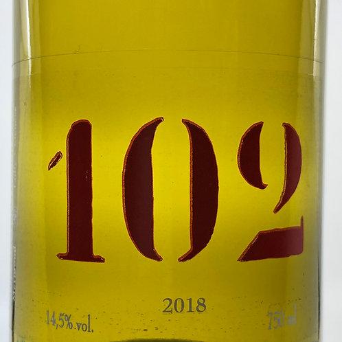 "Pinot Blanc ""102"" 2018 - Genève"