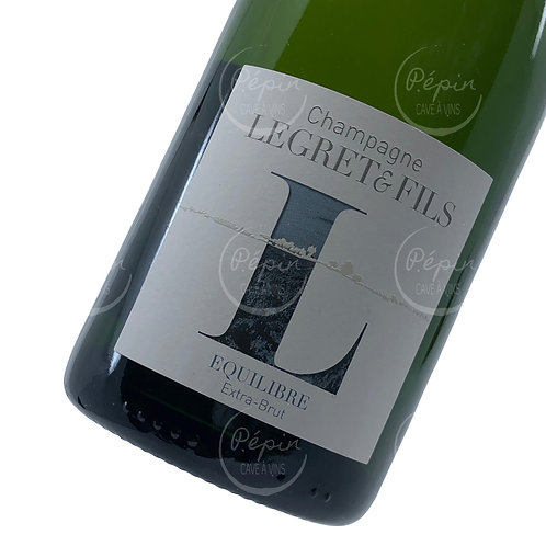 """""""Équilibre"""" NM Extra-Brut - Champagne"""