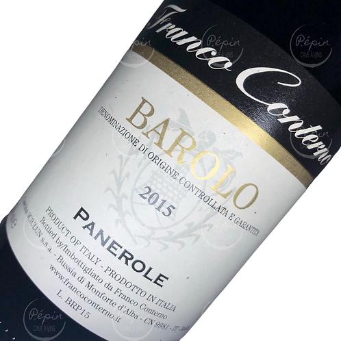 """Panerole"" 2015 - Barolo (Piémont)"
