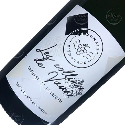 """Crémant de Bourgogne """"Les Collines de Vaux"""" 2015"""