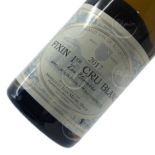 """""""Les Hervelets"""" 2017 - Fixin Blanc 1er Cru (Bourgogne)"""