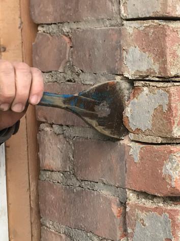 Brick Re-Pointing