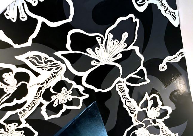 Blossom Mixed Media