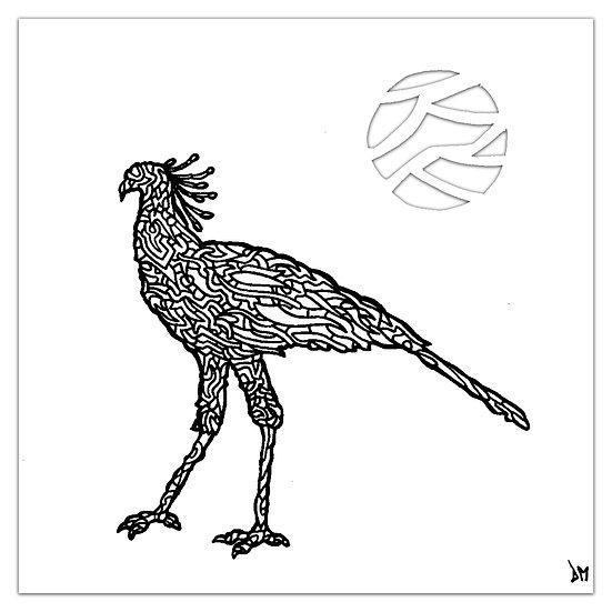 Bird Secretary